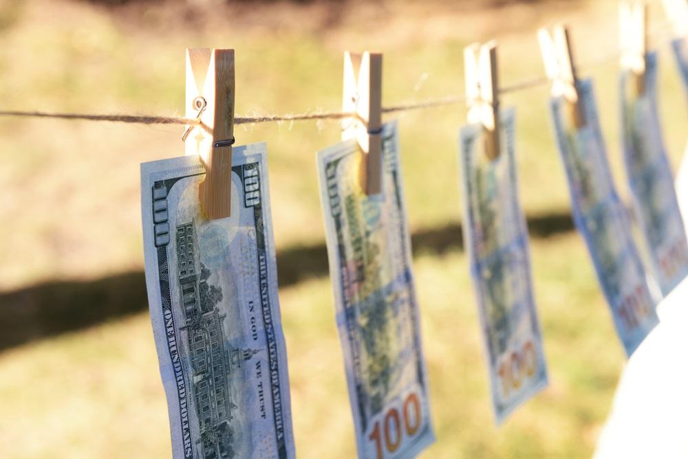 money laundering cryptocurrency exchanges