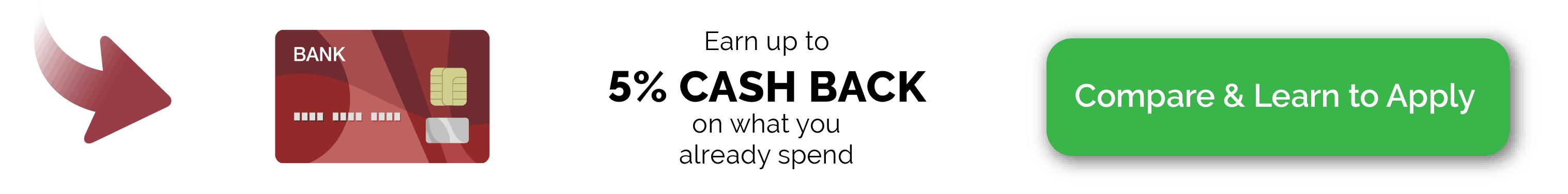 Cash Back Card