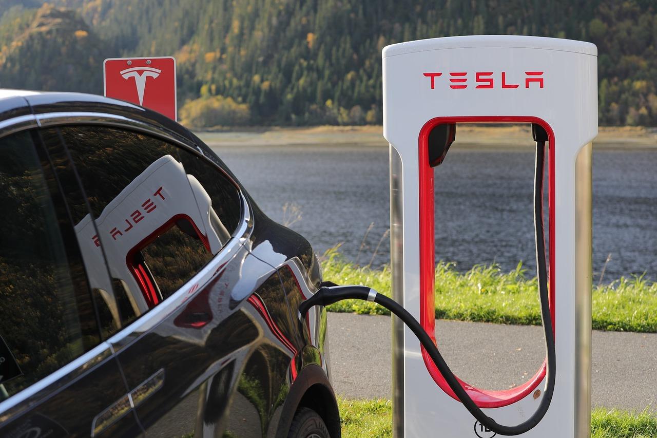 Tesla Model Y SUV Unveiling