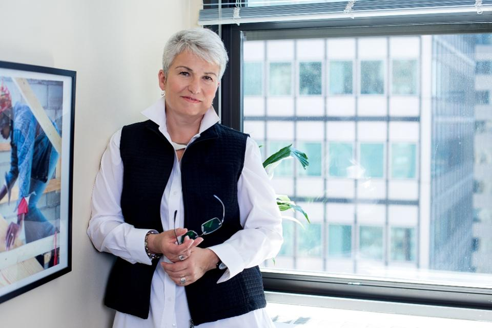 Habitat for Humanity New York City CEO Karen Haycox