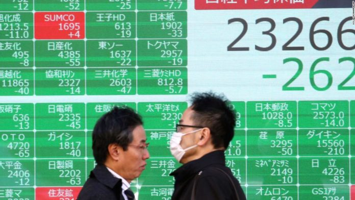 Asian stocks suffer after Trump says China trade deal might have to wait