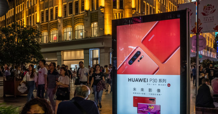 Huawei Sues the F.C.C., Ramping Up Fight With Critics and Foes