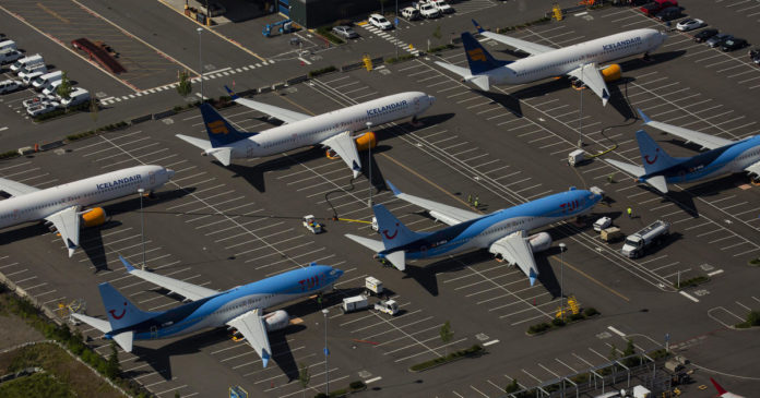 Boeing tries to restore confidence in 737 Max in stakeholders' presentation