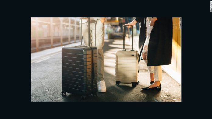 Luggage startup Away's CEO is stepping down