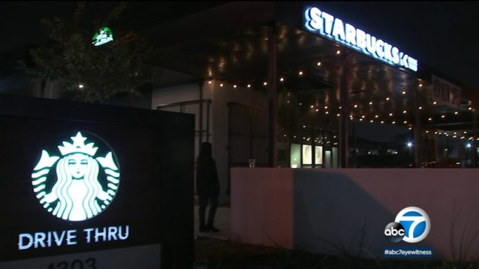 Starbucks apologizes after 2 uniformed Riverside County deputies were allegedly refused service -TV