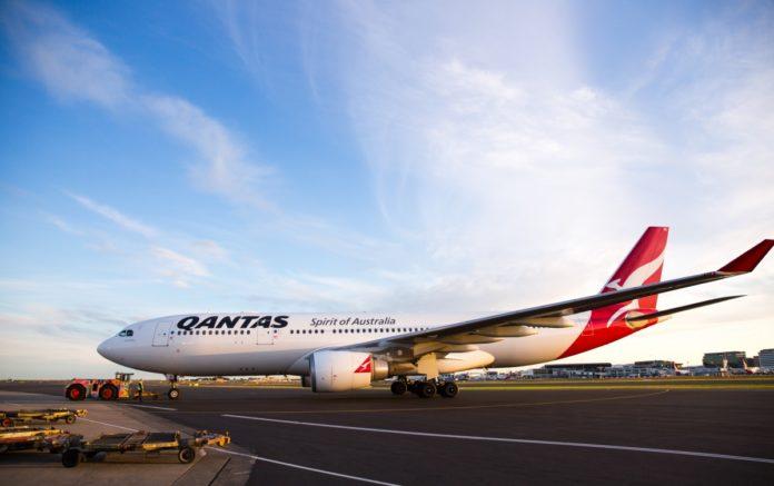 Qantas Airbus A330 Makes Emergency Evacuation In Sydney