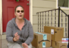 Porch pirate payback: Colorado woman boxes up revolting surprises for package thieves