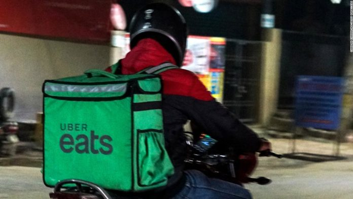 Uber is reportedly in talks to offload Uber Eats in India
