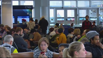 Sea-Tac Airport now allowing non-ticketed visitors through security