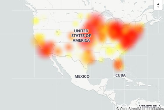 Verizon experiencing nationwide outage leaving some customers unable to make calls