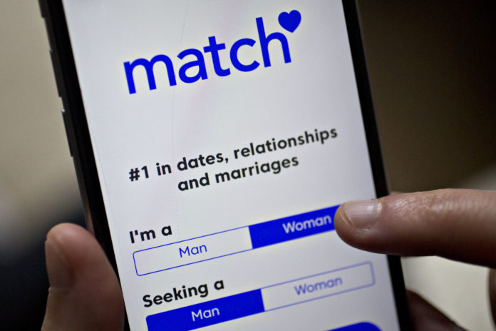 IAC to spin off online dating service Match