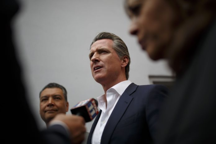 PG&E, Newsom Clash Over a Clause That May Allow State Takeover