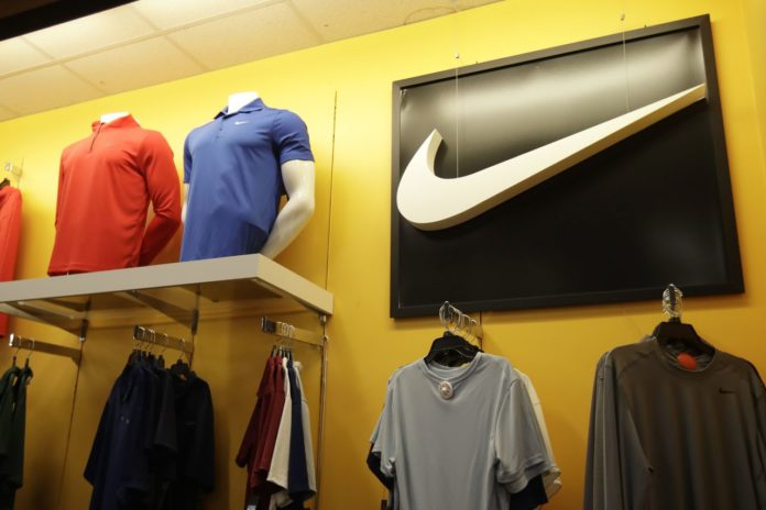 Nike boosts sales by appealing directly to consumers