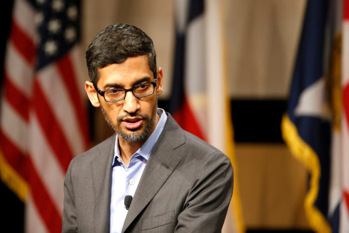 Google CEO Sundar Pichai gets $240 million pay package and salary increase