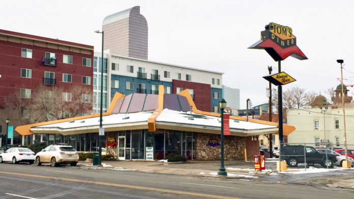 Tom's Diner will not be demolished under new agreement