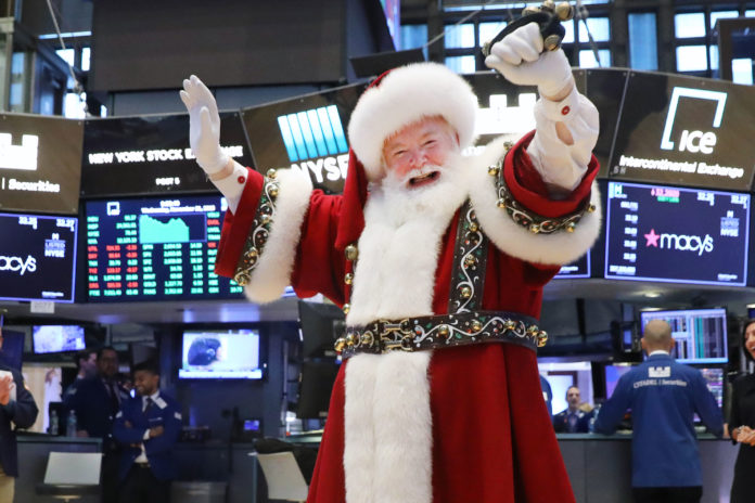A lot has changed since the market panic last Christmas Eve with the S&P 500 up nearly 40% since