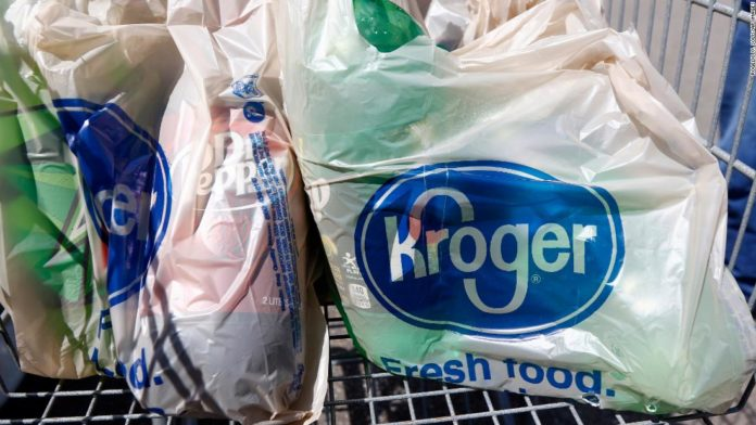 Kroger says it's not giving away free groceries for Christmas –