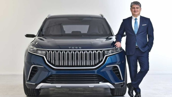 TOGG C-SUV Prototype Previews Turkey's First Home-Grown Automobile