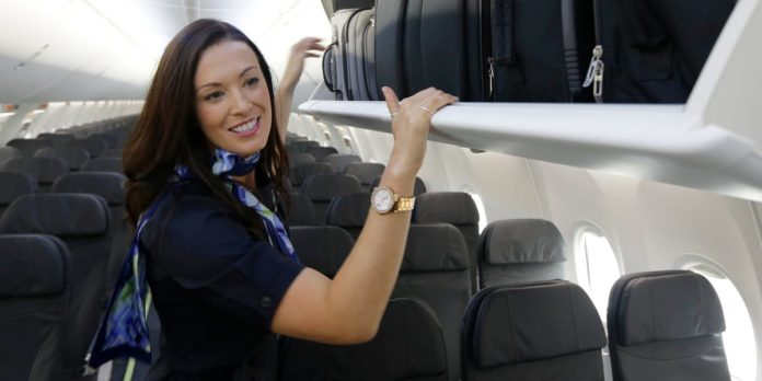 United, Delta, and American Airlines flight attendants reveal their favorite plane to fly on