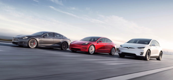 Tesla Model 3 takes over the Netherlands with more than 11,000 deliveries this month