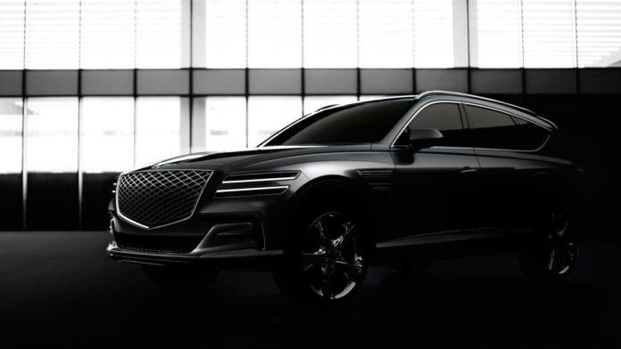 The 2020 Genesis GV80 Is A Luxury SUV That Punches Above Its Weight