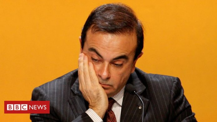Carlos Ghosn escaped with help of rogue employee