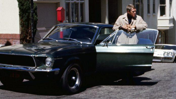 "Original Steve McQueen ""Bullitt"" Mustang may fetch record-breaking price"