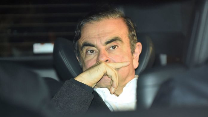 How A Former Green Beret, Black Roadie Cases, And Two Private Jets Got Carlos Ghosn To Lebanon