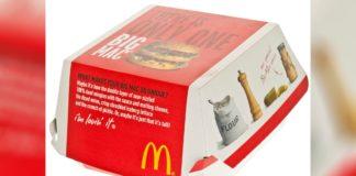 20-year-old McDonald's burger still looks brand new, smells like cardboard