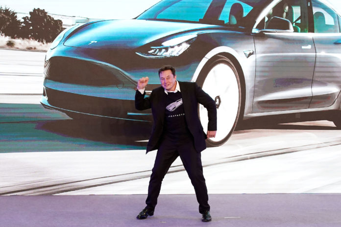 Tesla moves into China as shares double and market cap nears value of GM, Ford combined