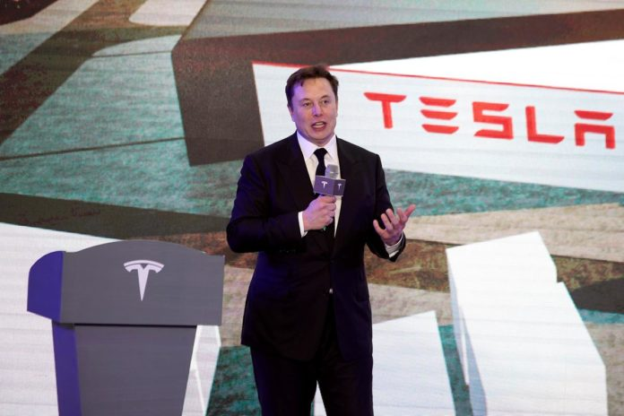 Tesla's market value eclipses GM and Ford