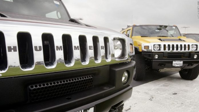 GM is giving Hummer a second life as an electric pickup