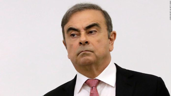 Yamaha warns customers not to climb into musical equipment cases after Carlos Ghosn's escape