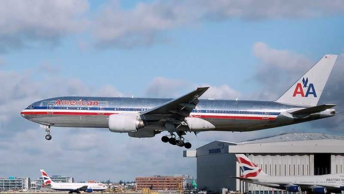 American Airlines plane diverts to ABQ after reported 'unruly passenger'