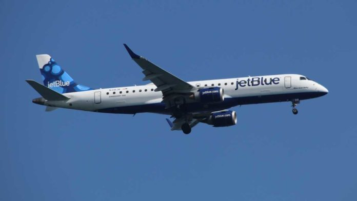 JetBlue raises checked baggage fees again, with an exception