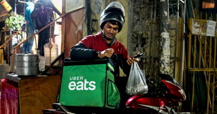 Uber Sells Food Delivery Business in India