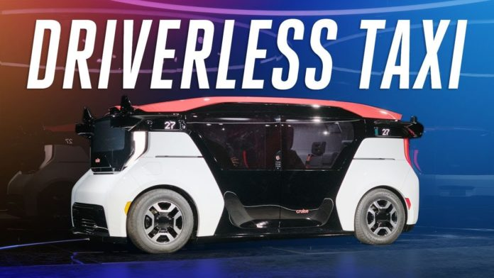 Exclusive look at Cruise's first fully driverless car