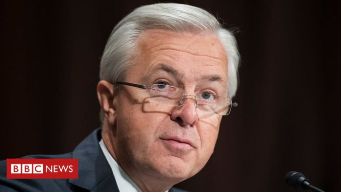 John Stumpf: Ex-Wells Fargo boss pays $17.5m to settle charges