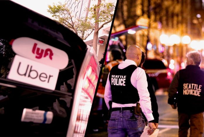 Uber and Lyft price-gouge customers trying to flee Seattle shooting