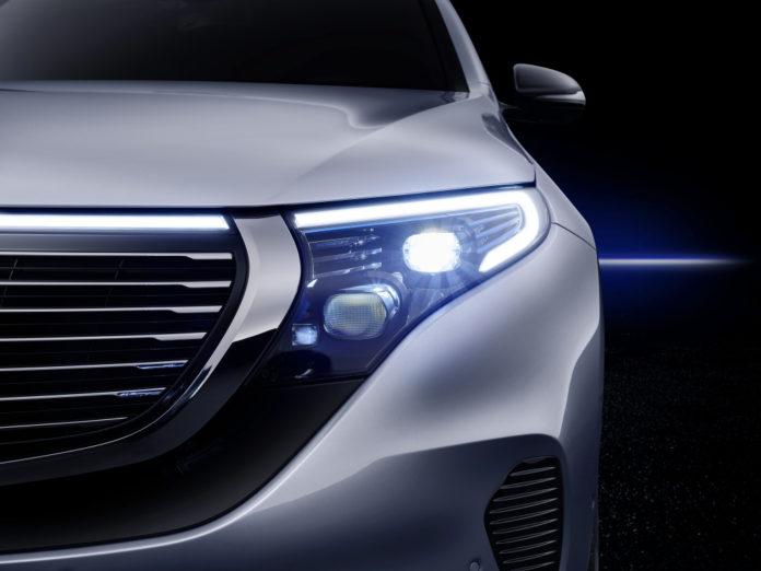 Once-deemed 'Tesla Killer' Mercedes EQC production target gets halved over battery issues