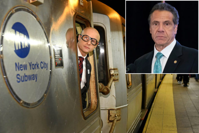 Cuomo was never going to let Andy Byford fix New York City's subway