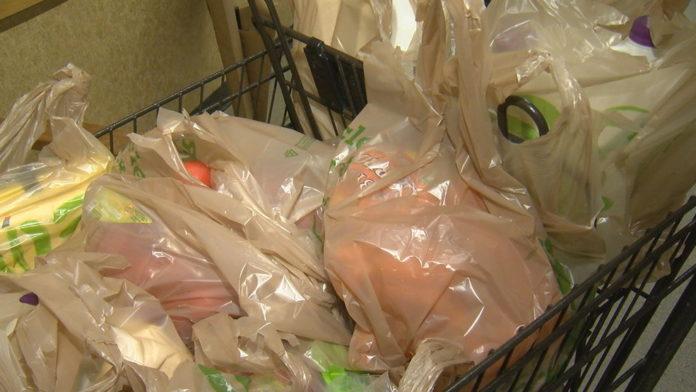 Wegmans will not use plastic bags starting on Monday -TV