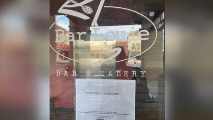 Bar Louie in Colorado Springs closes without notice, employees say