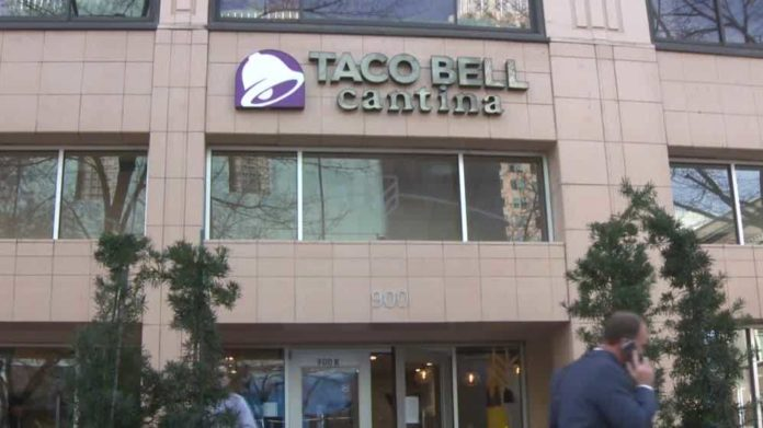 Taco Bell Cantina to open in Sacramento this week