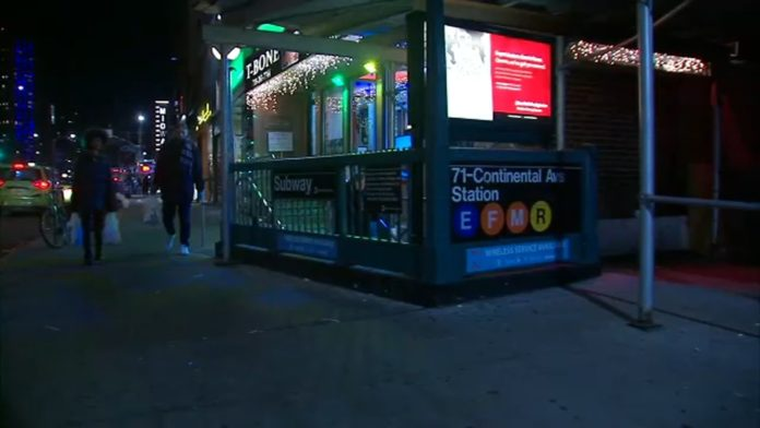 Queens subway tower to be fumigated for 3rd time due to bed bugs, MTA says -TV