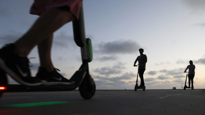 San Diego City Council Approves Ban on Scooters
