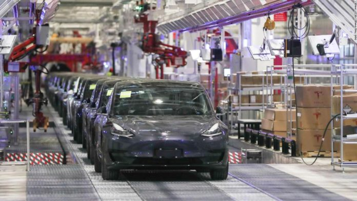 Tesla Model 3 production delayed in Shanghai because of coronavirus outbreak