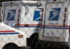 A postal worker rented a storage unit to hide mail because he felt 'pressured' to deliver it