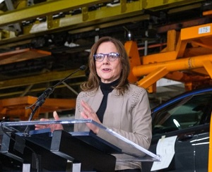Mary Barra_Industry Leaders in Automotive Industry