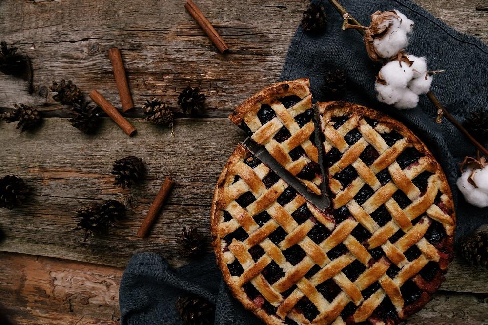 Blueberry Pie_American's 5th most popular pie